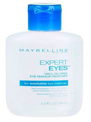 Maybelline New York Expert Eyes Oil-free Eye Makeup Remover