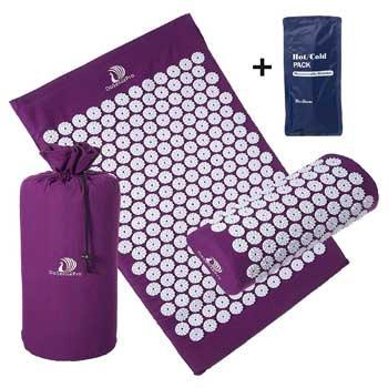 DoSensePro large Acupressure Mat and Pillow