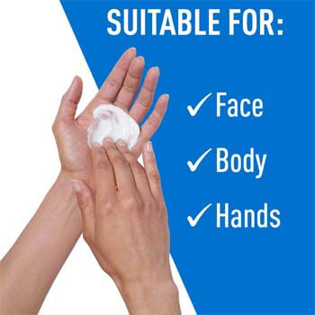 Specifications of CeraVe Cream for Normal to Dry Skin
