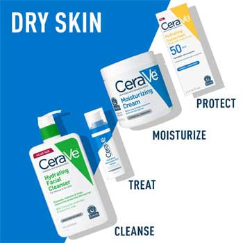 CeraVe Cream for Normal to Dry Skin