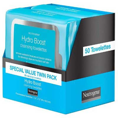 Hydrating Pre-Moistened Face Towelettes
