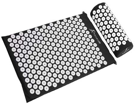 ProSource Fit Acupressure Mat and Pillow